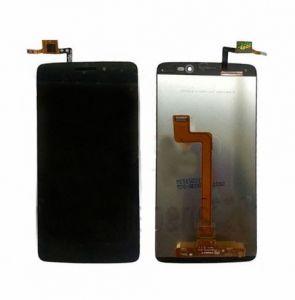 LCD (Дисплей) Alcatel 6045Y Idol 3 (5,5) (в сборе с тачскрином) (black) Оригинал