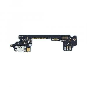 FLC (Шлейф) HTC Alcatel 6045Y Idol 3 (5,5) (на системный разъем и микрофон) Оригинал