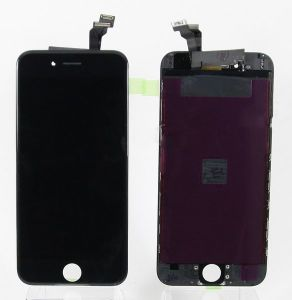 LCD (Дисплей) iPhone 6 (в сборе с тачскрином) (black) Оригинал