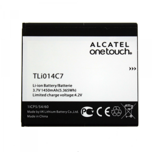 Аккумулятор Alcatel 4024D OneTouch Pixi First (TLi014C7) Оригинал