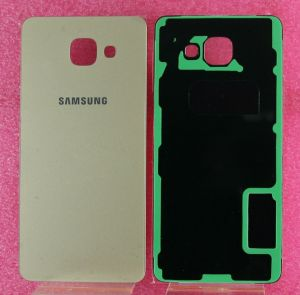 Задняя крышка Samsung A510F Galaxy A5 2016 (gold) Оригинал