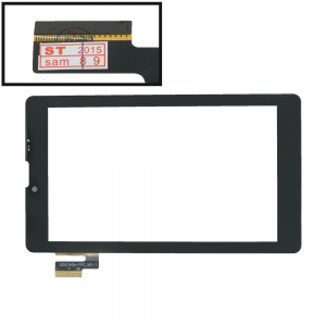 Тачскрин Beeline Tab/ Prestigio PMP3007C MultiPad 3G/ ... SG5740A-FPC V5-1 с вырезом (black)