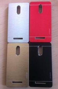 Накладка Motomo Xiaomi Redmi Note 3/Redmi Note 3 Pro (gold)