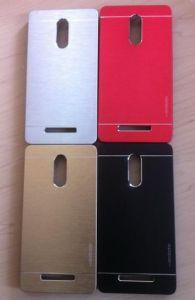 Накладка Motomo Xiaomi Redmi Note 3/Redmi Note 3 Pro (silver)