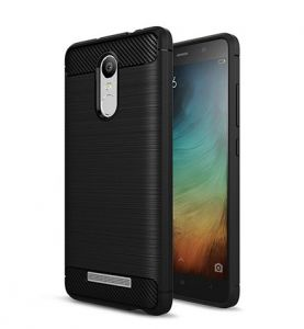 Накладка Xiaomi Redmi Note 3/Redmi Note 3 Pro antishock (black)