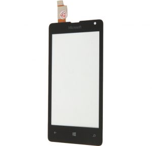 Тачскрин Microsoft 435 Lumia/532 Lumia (black) Оригинал