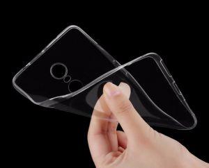 Накладка Huawei Honor 8 силикон (black)